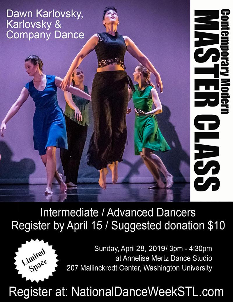 National Dance Week | St  Louis | STL